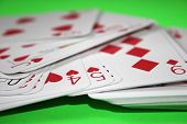 picture of playing card  - playing cards - JPG