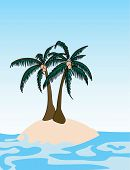 Summer Island poster