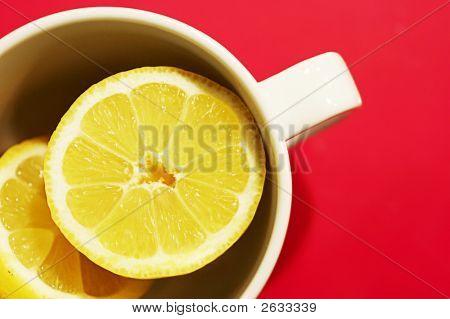 Lemons In A Cup