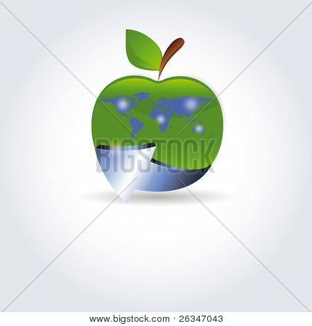 Apple As Ecology World