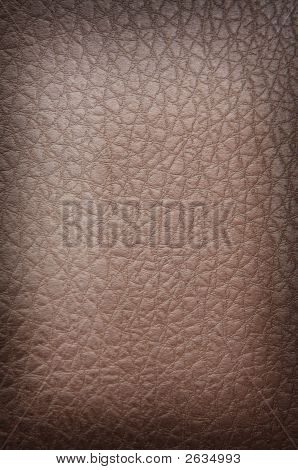 Brown Crackled Leather