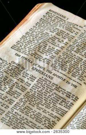 Bíblia série Efésios