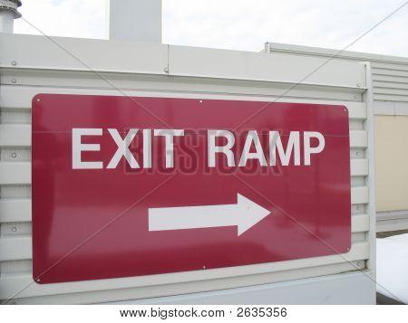 Exit Ramp
