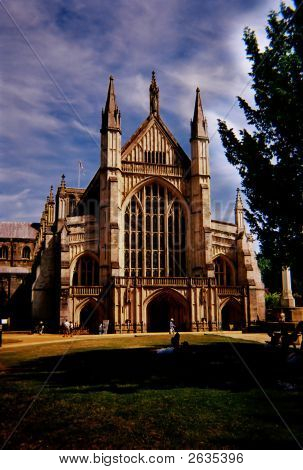 Winchester Cathedral V1