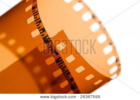 35 mm film strip