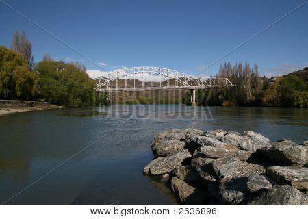 Alexandria - New Zealand - Cityscape Bridge