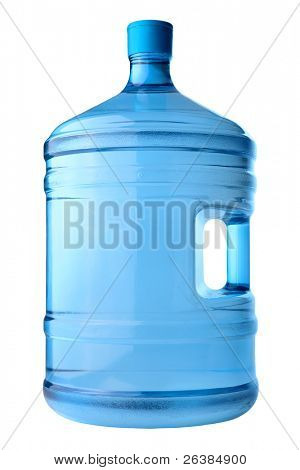 Large 19 liters water bottle for cooler