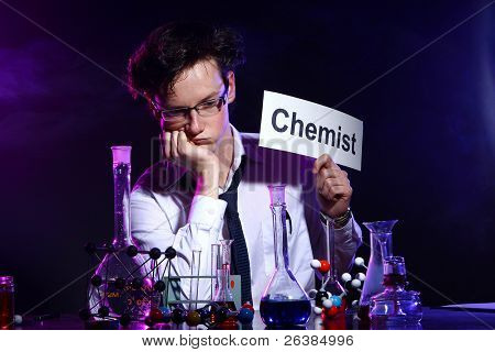 The thinking chemist