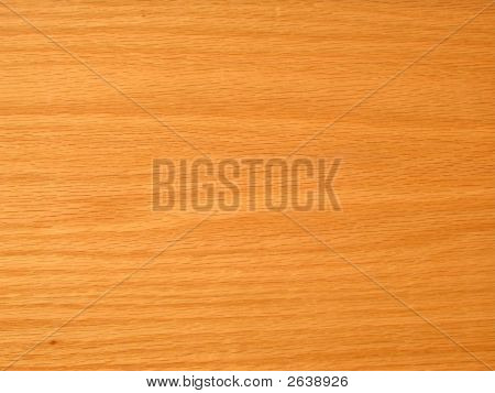Orange Oak Wood Grain Texture