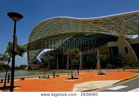 Convention Center, San Juan, Pr, Usa