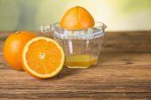 Oranges, Orange Juice, Orange Juicer, Natural Juice, Real Orange Juice, A Glass Of Juice poster