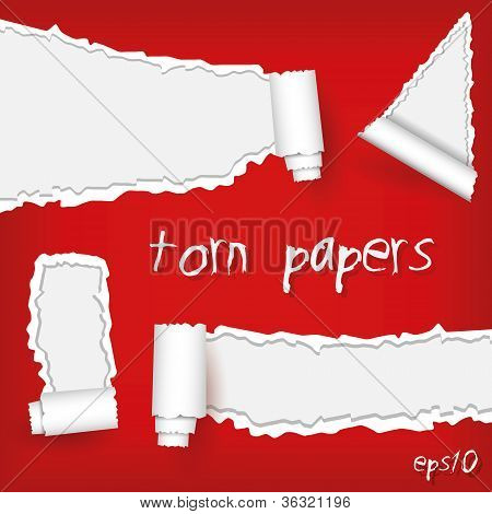 Torn Papers