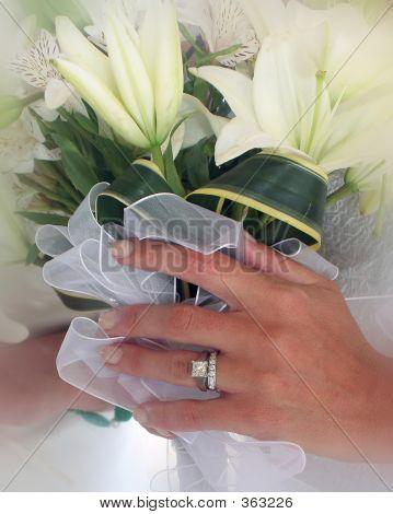 Weddingbouquet F