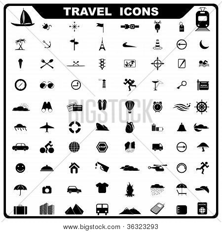 Travel Icon