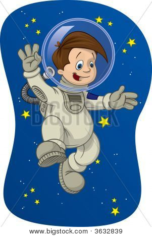 Space Kid #1