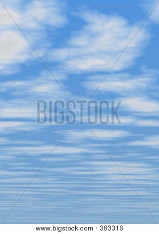 Sky Blue Peace