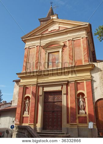 Santa Croce church, Rivoli