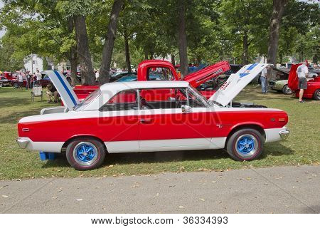 1969 Rambler Scrambler