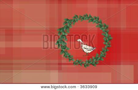 Weihnachtsgans
