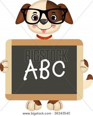 Teacher Dog