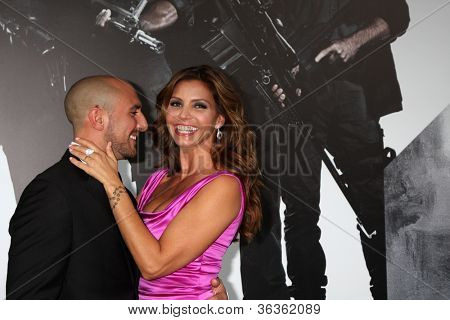 Los Angeles - AUG 15:  Charisma Carpenter arrives at the