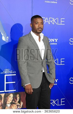 LOS ANGELES - AUG 16: Ray J at the Los Angeles Premiere of 'Sparkle' at Grauman's Chinese Theater on August 16, 2012 in Los Angeles, California