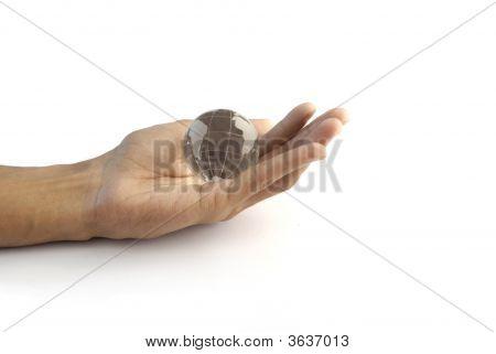 Globe In My Hand