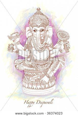 Dios hindú Ganesh