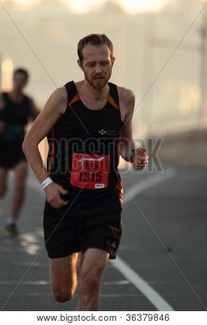 "Brisbane, Australia - September 02 : Brad Willis  Participating In The ""bridge To Brisbane"" Charity"