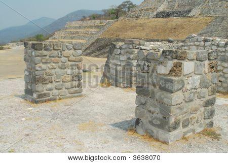 Xochicalco Ruins