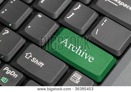 Archive on keyboard