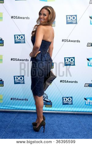 Los Angeles - AUG 19:  Sheree Fletcher arrives at the 2012 Do Something Awards at Barker Hanger on August 19, 2012 in Santa Monica, CA