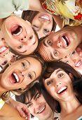 Постер, плакат: Счастливые люди