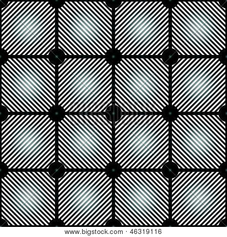 Seamless Texture (striped Upholstery - Zebra)