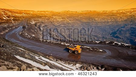 Delivery Of Iron Ore