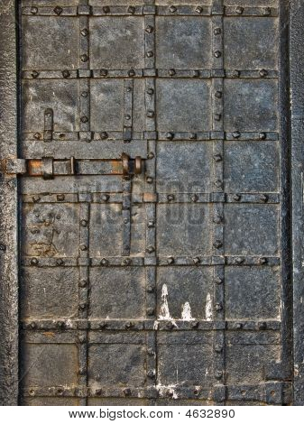 Forged Door