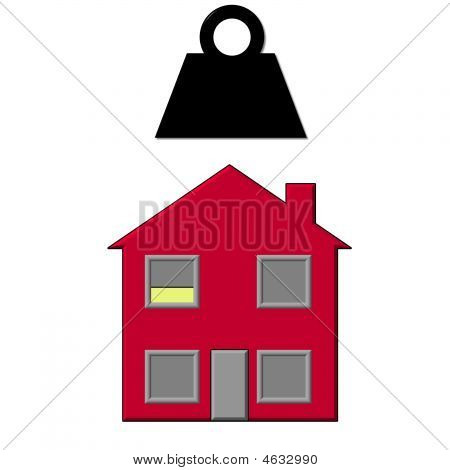 House With Weight