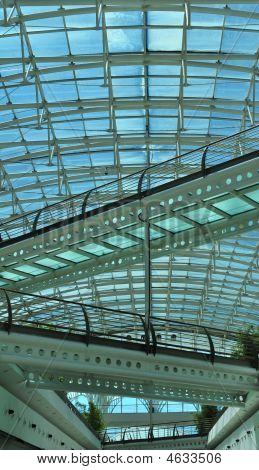 Shopping Mall Atrium