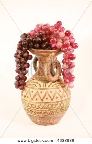 Grape Vase