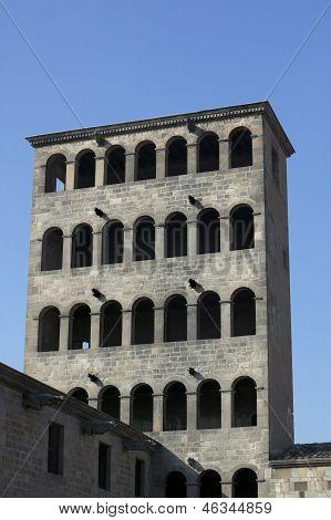 Torre Del Rei Mart�