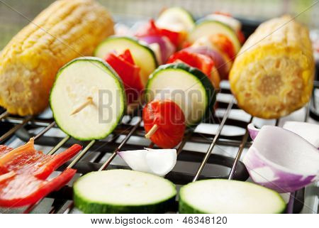 Vegetarian Barbecue