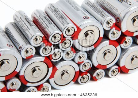 Stacked Batteries