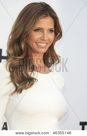 LOS ANGELES - JUN 3: Charisma Carpenter at the premiere of Columbia Pictures' 'This Is The End' at the Regency Village Theater on June 3, 2013 in Westwood, Los Angeles, California