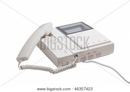 call intercom button communication speaker electronic cable devi