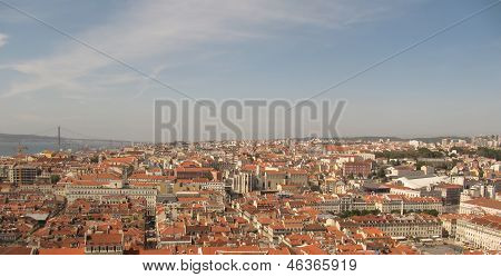 Spanish cityscape.