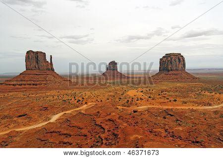 Red Rocks Countru Panorama