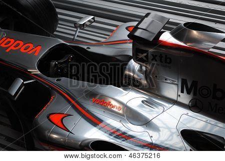 Team Mclaren F1 Racing Car