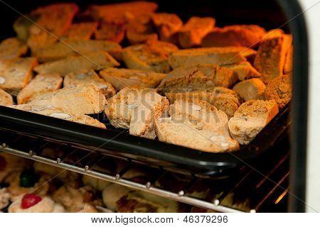 Italian Cookies Cantucci