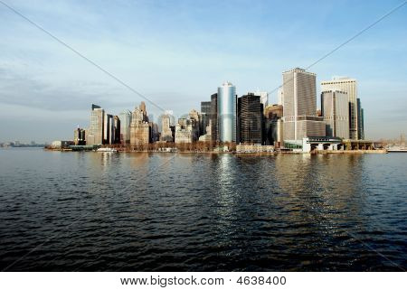 Manhattan River View