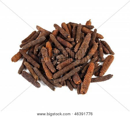 Long Pepper Or Piper Longum